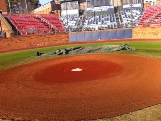 Samford University Baseball Field Renovation